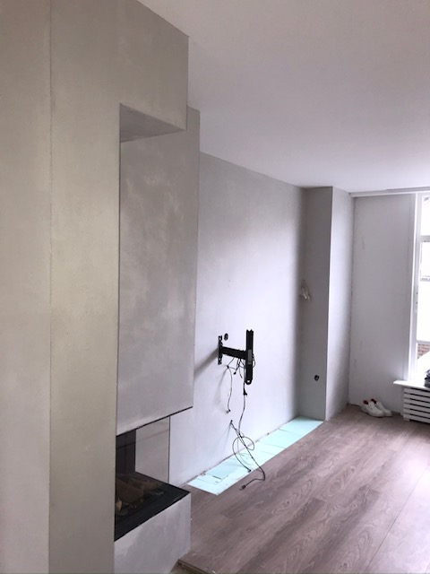 Project stukadoor Haarlem